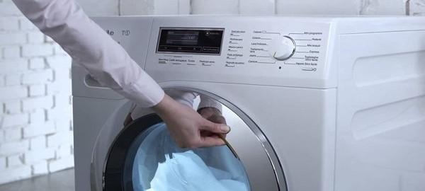 Asciugatrice-pulire